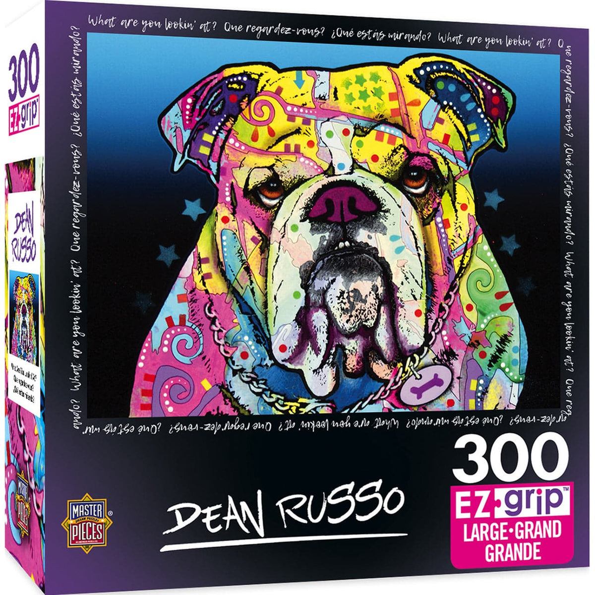 Dean Russo - What Are You Looking At? - 300 Piece Puzzle