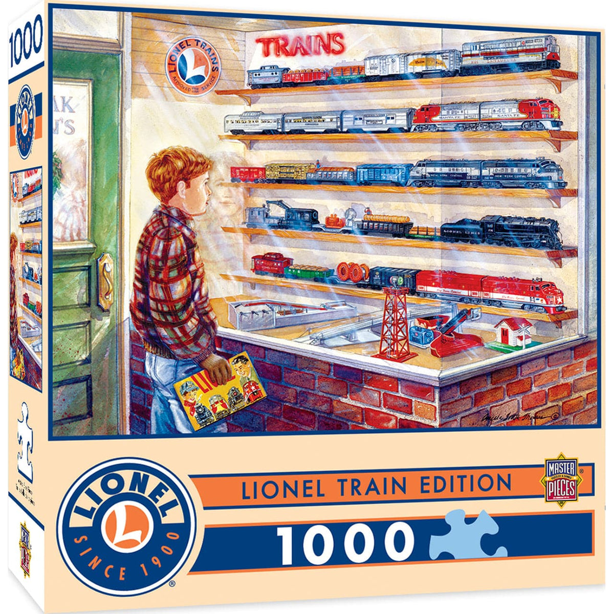 Lionel - High Hopes - 1,000 Piece Puzzle - Legacy Toys