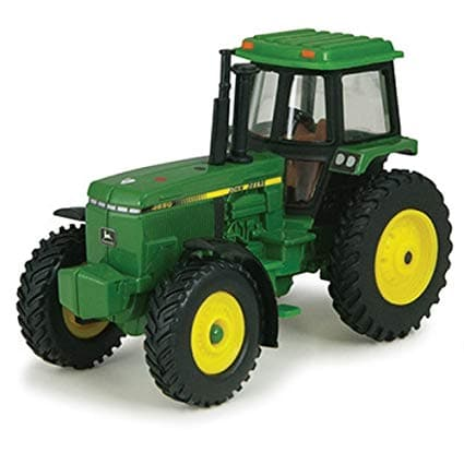 Collect N' Play - John Deere Vintage Tractor with Cab