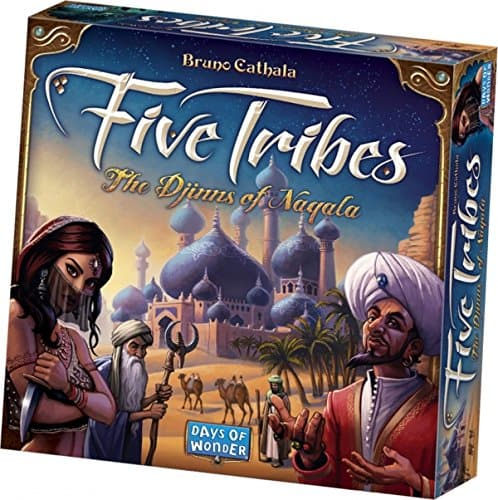 Days of Wonder Five Tribes - Legacy Toys