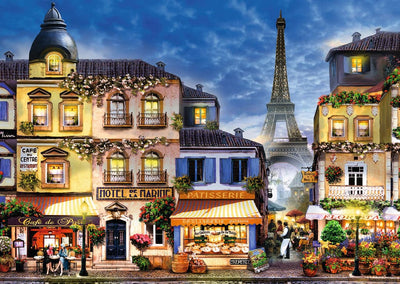 Pretty Paris - 300 Piece Large Format Puzzle
