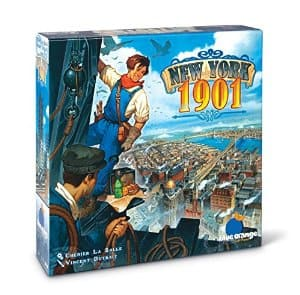 Blue Orange Games New York 1901 - Legacy Toys