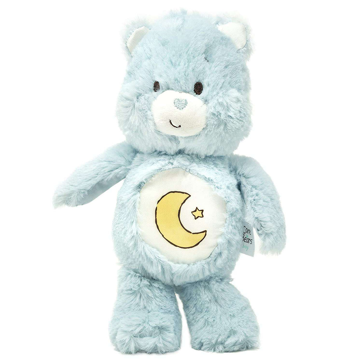 Kids Preferred Care Bears - Bedtime Bear Bean Bag Rattle - Legacy Toys