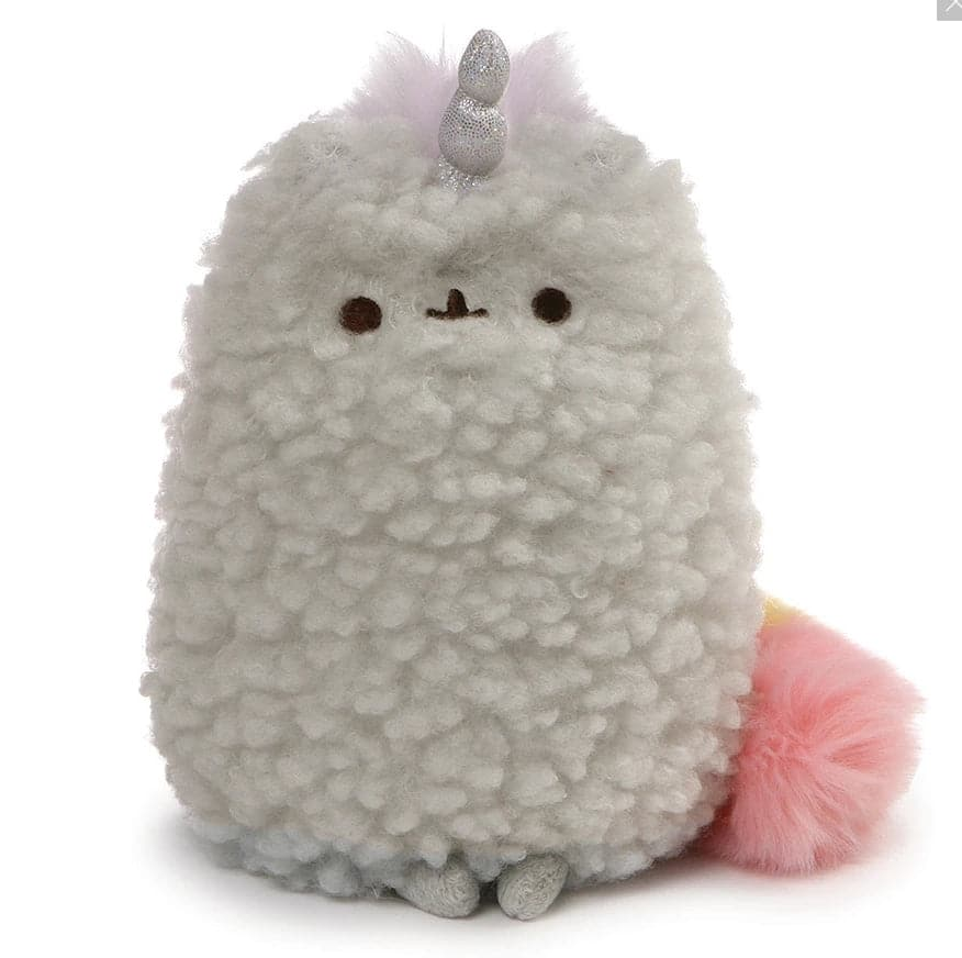 "Gund Pusheen Fancy Unicorn, 8.5"" - Legacy Toys"