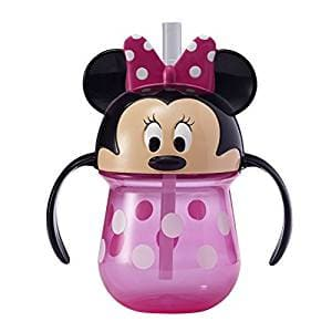 The First Years Minnie Mouse 7 oz. Straw Trainer Cup - Legacy Toys