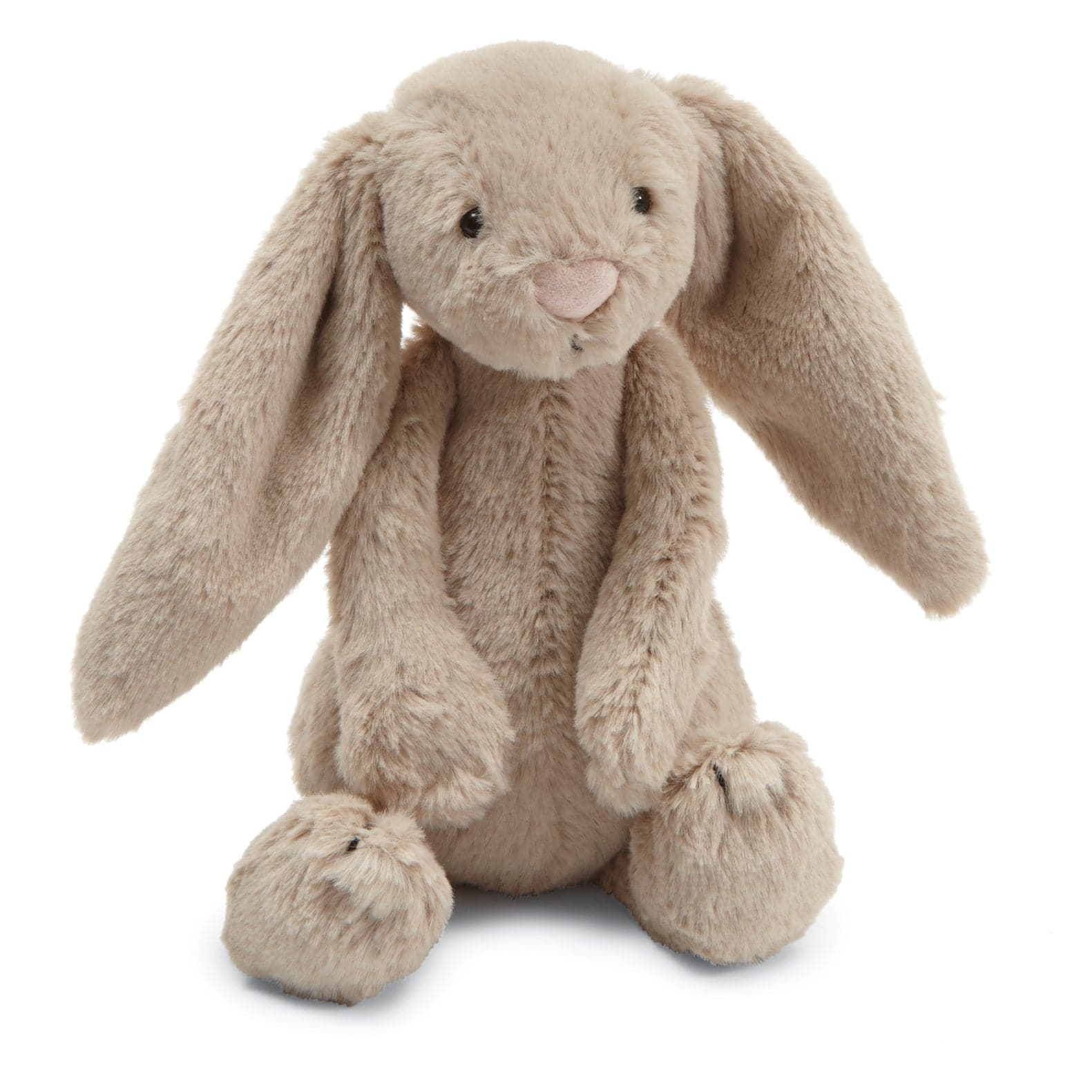 Bashful Bunny Beige / Small 7""