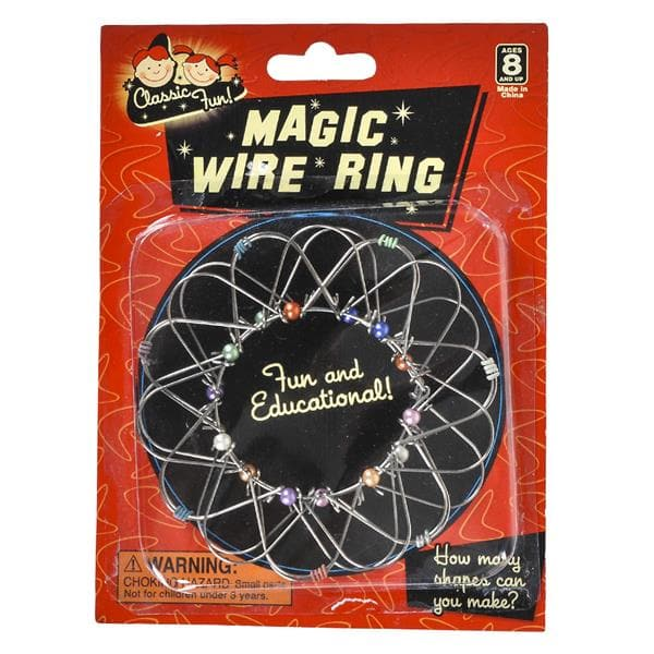"4"" Magic Wire Ring - Legacy Toys"