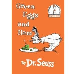 Dr. Seuss Green Eggs and Ham - Legacy Toys