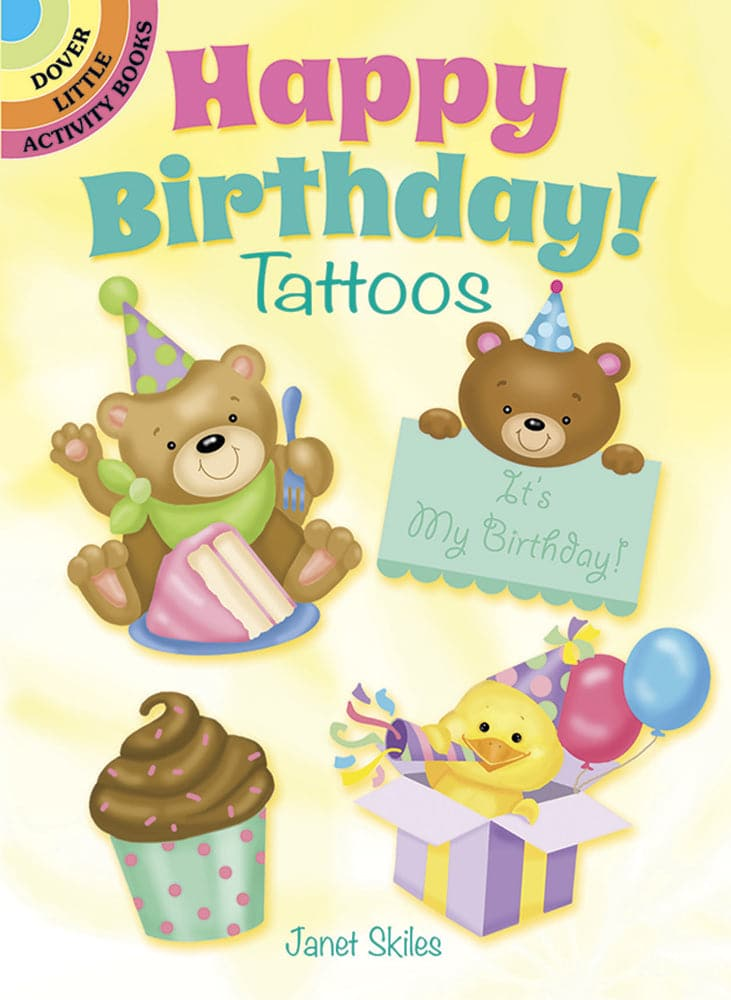 Happy Birthday! Tattoos