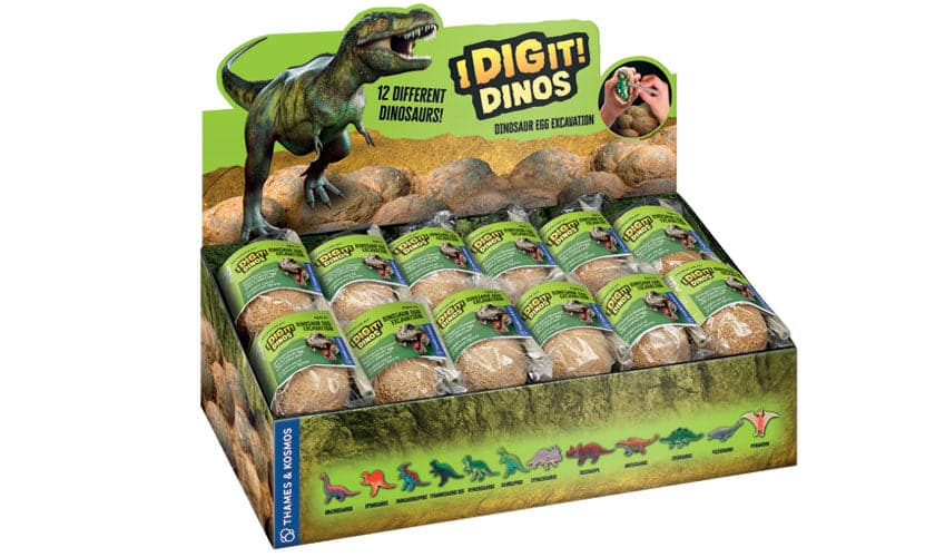 I Dig it Dinos! - Dino Egg Assorted Styles