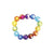 Chunky Bobble Multicolour Bracelet
