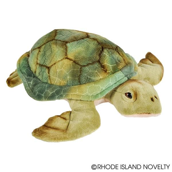 "12"" Heirloom Floppy Sea Turtle"