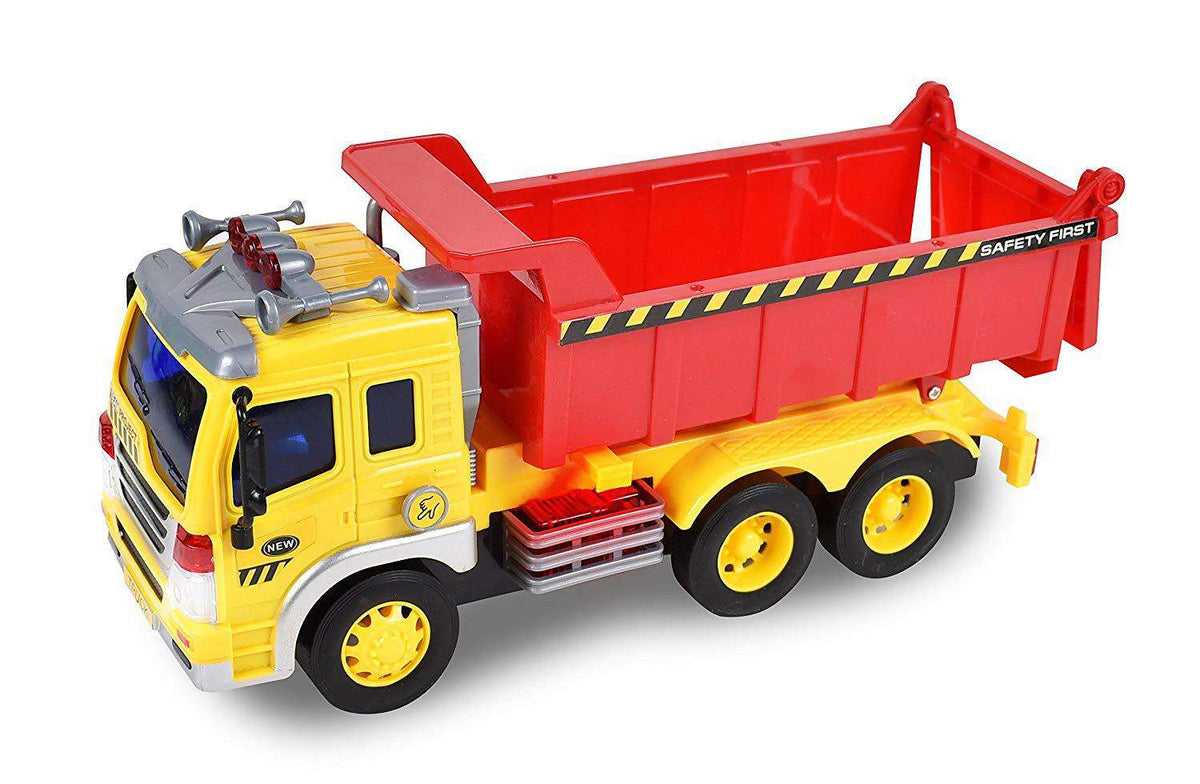 Sunny Days Maxx Action Realistic Action Trucks Construction Series Dump Truck - Legacy Toys