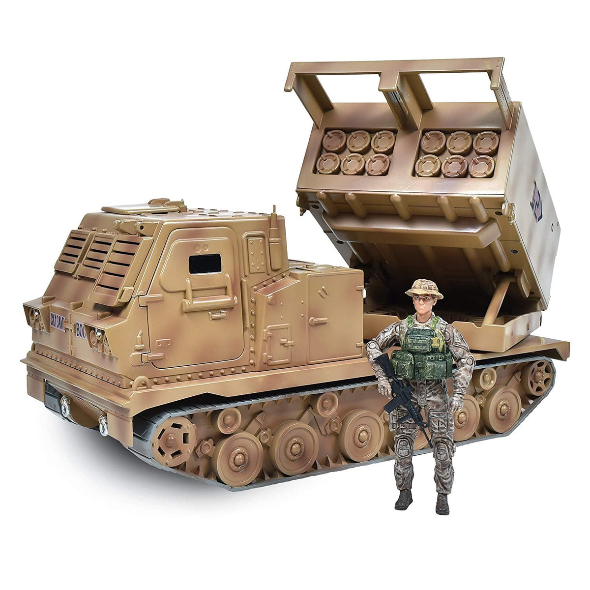 Sunny Days Elite Force - Missile Launcher - Legacy Toys