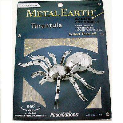Fascinations Metal Earth - Insects - Tarantula - Legacy Toys