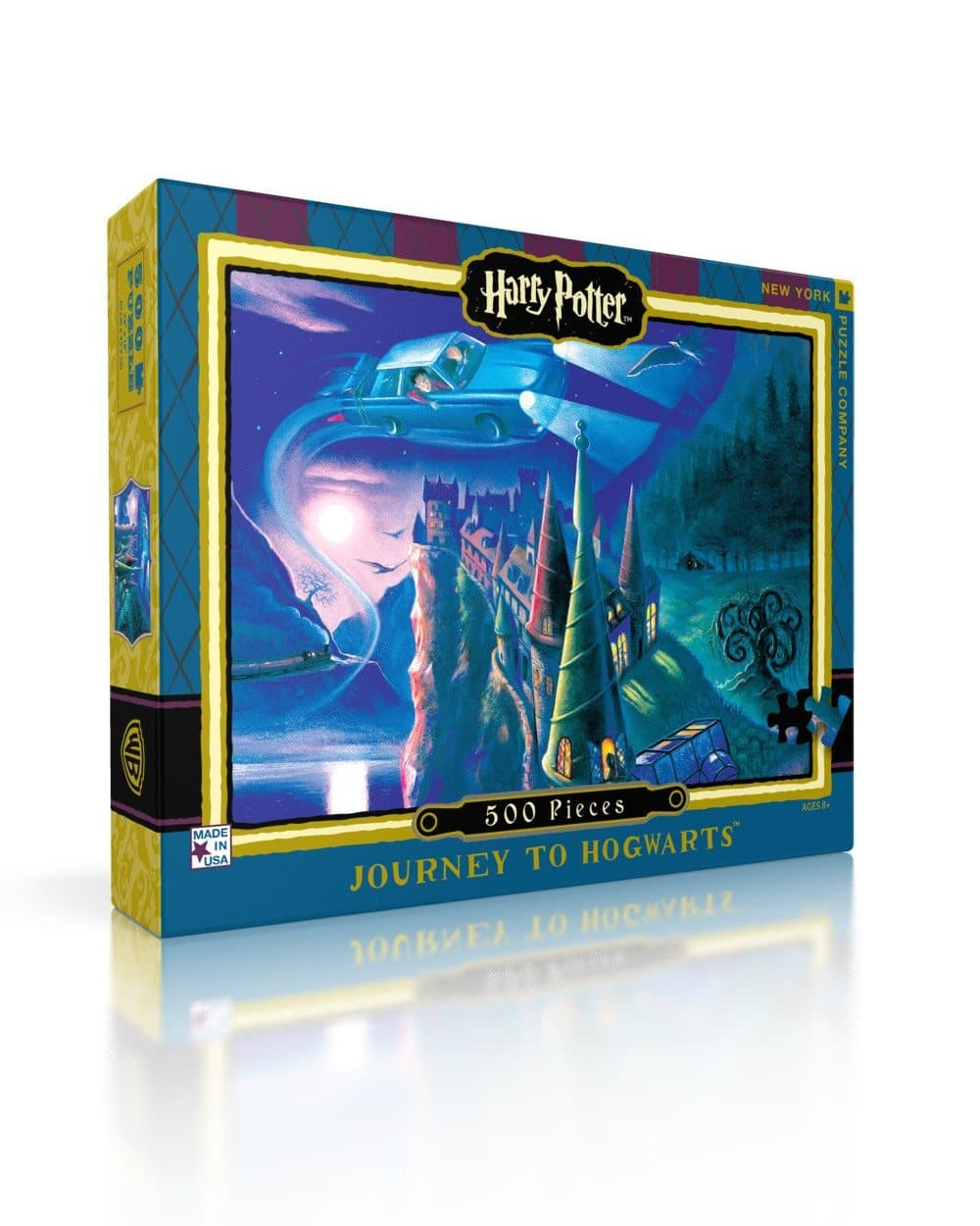 Harry Potter - Journey to Hogwarts Puzzle