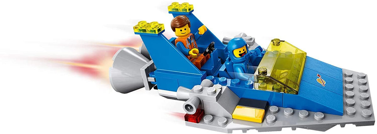 Lego Lego Movie 2 Emmet and Benny's 'Build and Fix' Workshop! - Legacy Toys