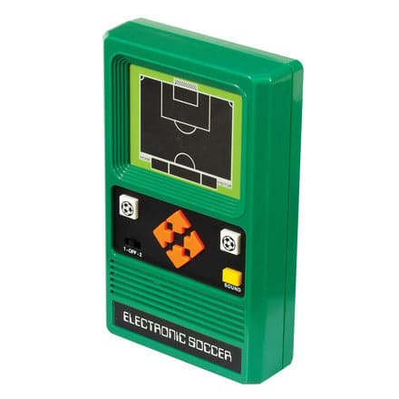 Electronic Soccer Handheld Game