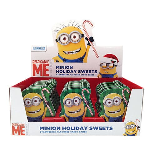 Minions Holiday Sweets