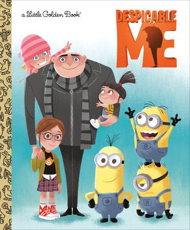 Despicable Me Golden Book