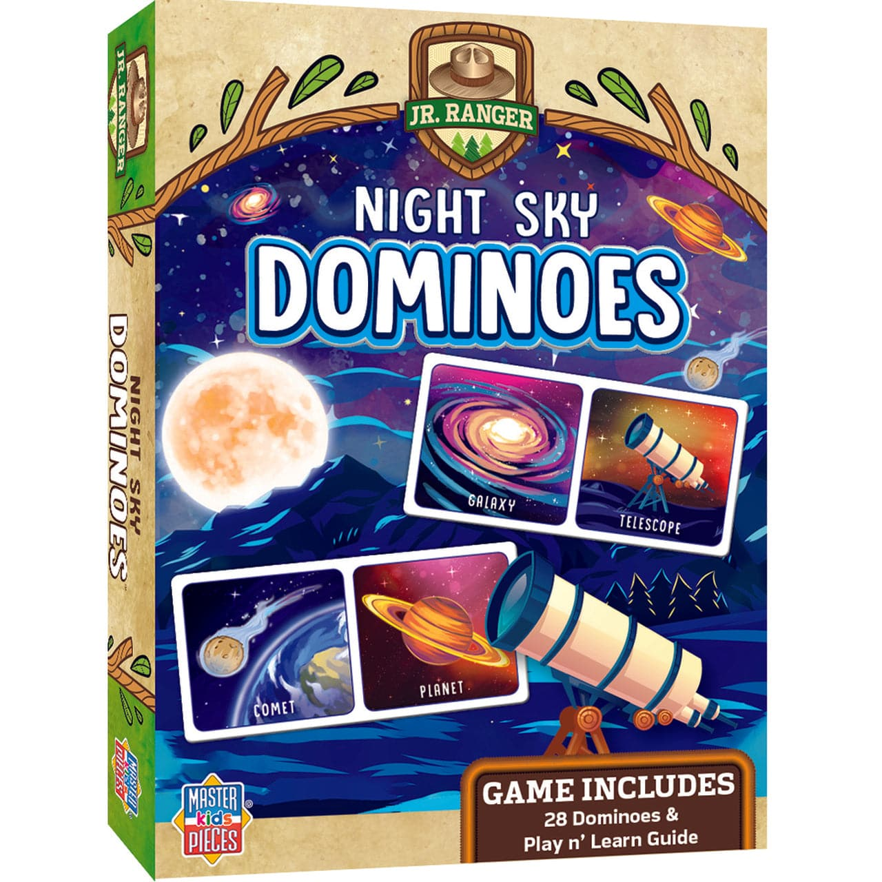 Night Sky Dominoes