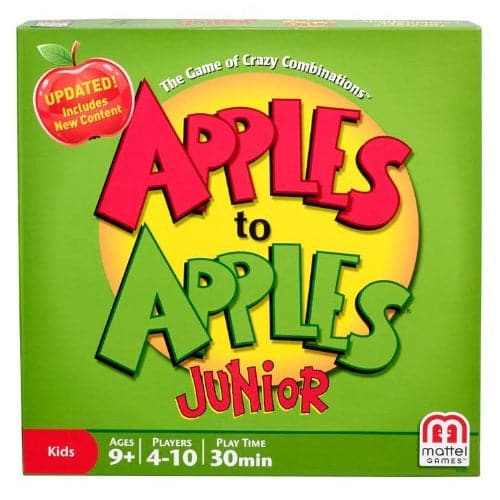 Mattel Apples to Apples Junior - Legacy Toys