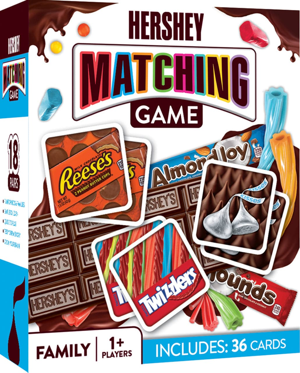 Hershey Matching Game