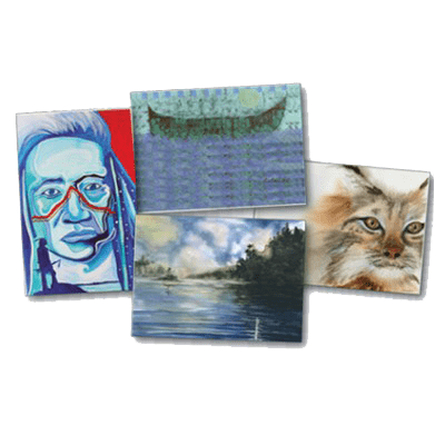Ely Minnesota Artists Notecard Pack