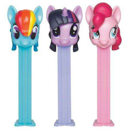 PEZ Pez Dispenser - My Little Pony - Assorted Styles - Legacy Toys