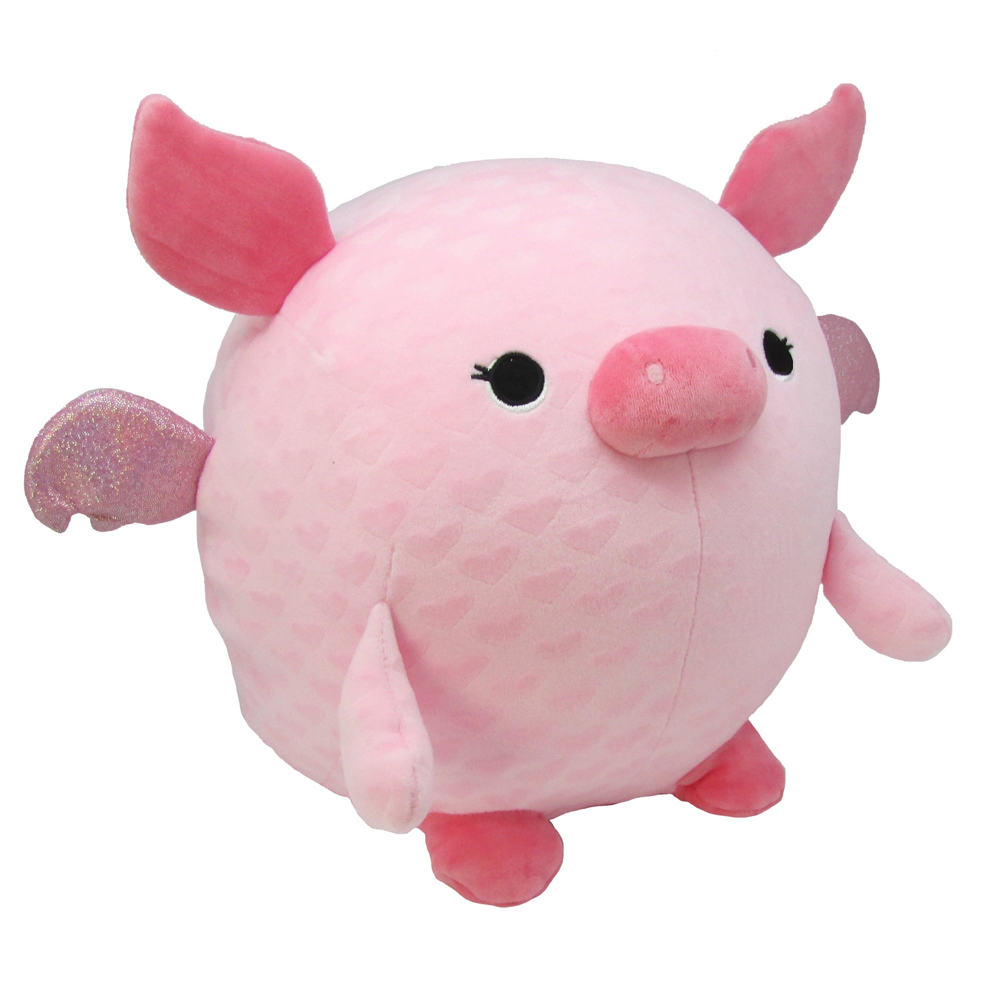 Cuddle Pal - Round Huggable Lucy the Pig