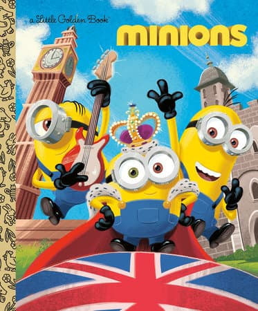 Minions Golden Book