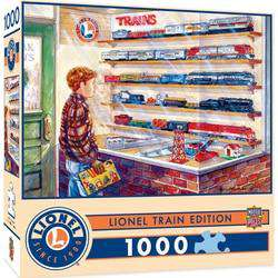 Masterpieces Lionel - High Hopes - 1,000 Piece Puzzle - Legacy Toys