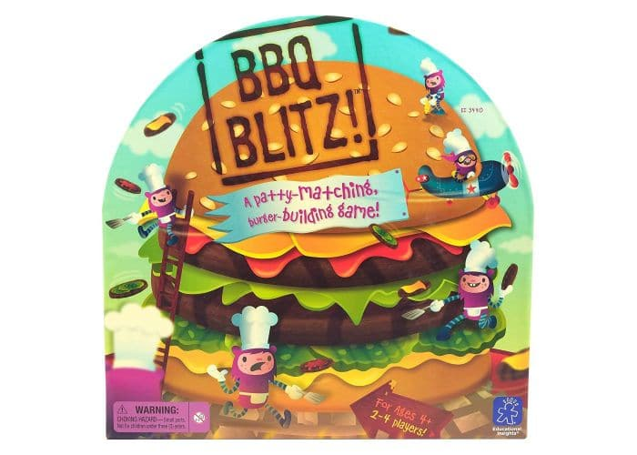 Educational Insights BBQ Blitz! - Legacy Toys