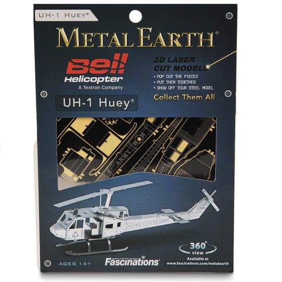 Metal Earth - Aviation - Huey UH-1