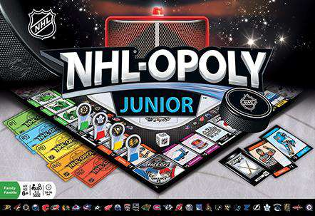 NHL-Opoly Junior