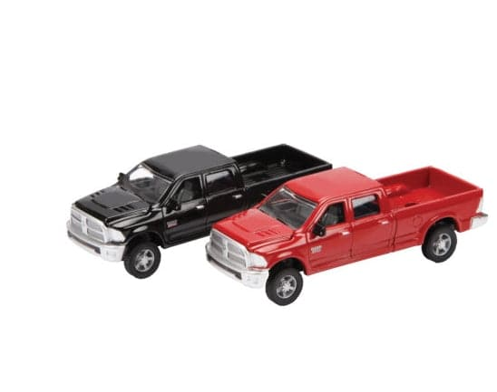 ERTL Collect 'N Play - 1:64 Dodge Ram PU - Legacy Toys