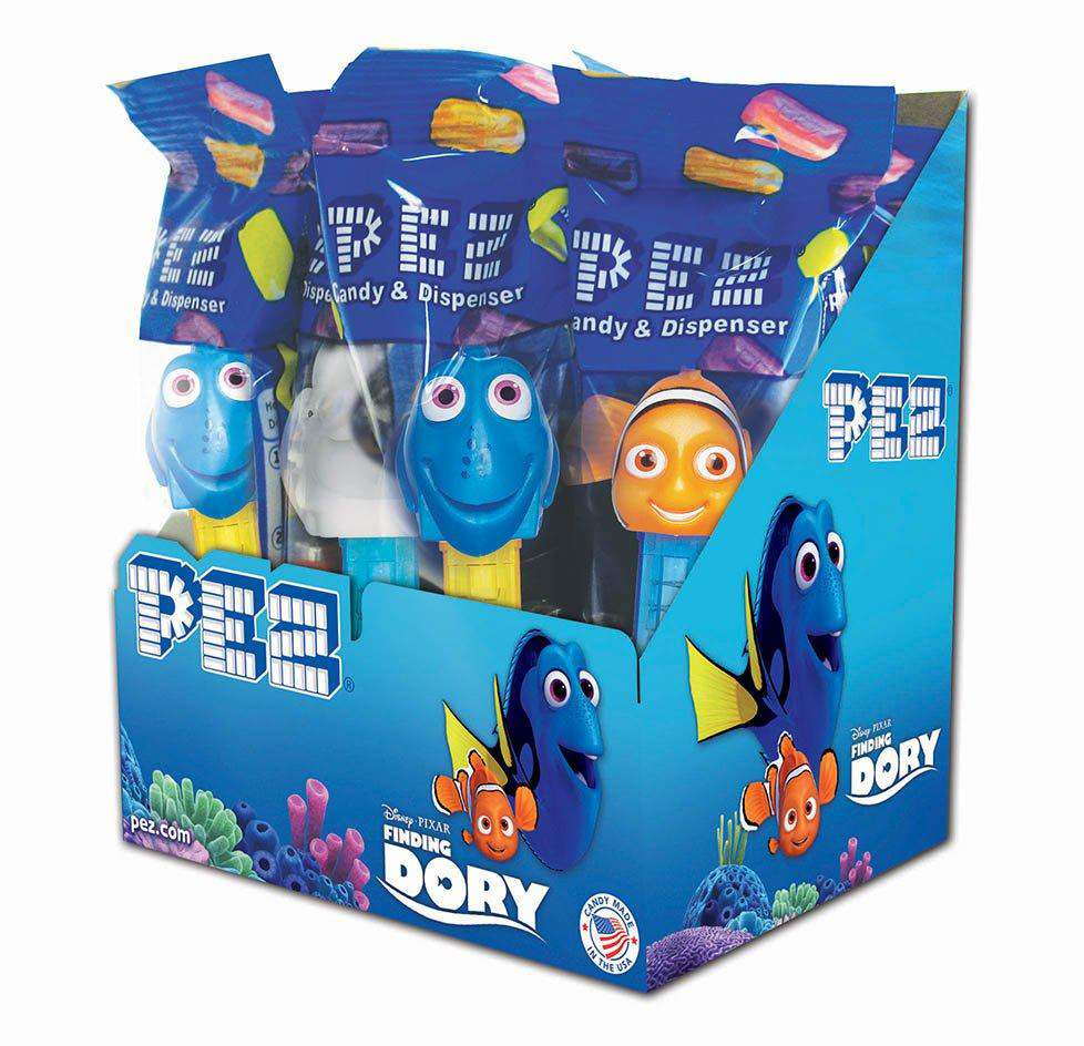 Pez Assortment - Disney - Finding Dory