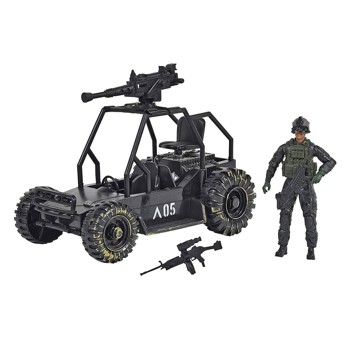 Sunny Days Elite Force - Delta Force Attack Vehicle - Legacy Toys