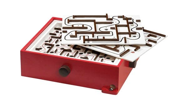 Brio BRIO Labyrinth Game - A Classic Favorite for Kids Age 6 and Up - Legacy Toys