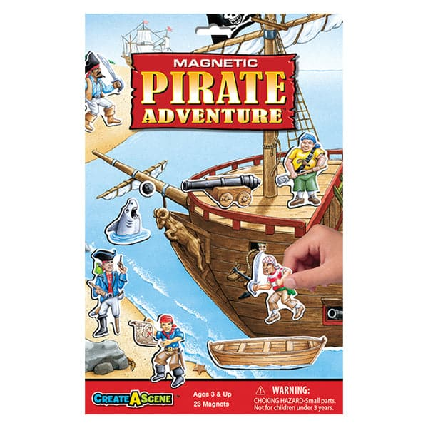 Create-A-Scene - Pirate Adventure