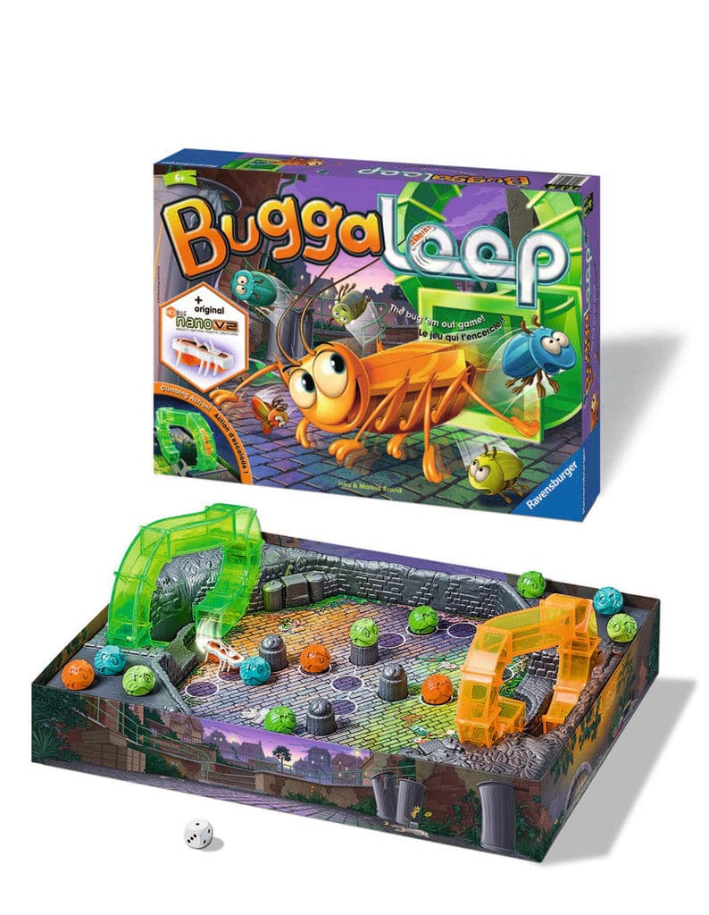 Buggaloop Hexbug Game - The bug 'em out game!