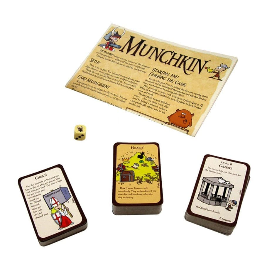 Munchkin Card Game (Revised Edition)