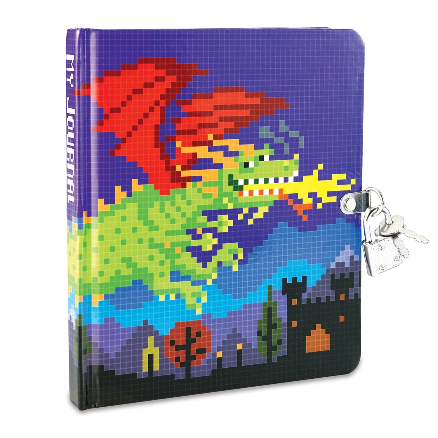 Pixel Dragon Diary