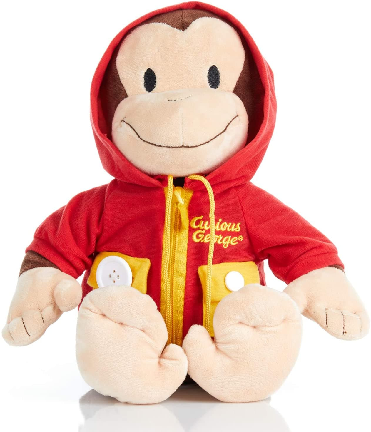 Curious George - Learn To Dress George