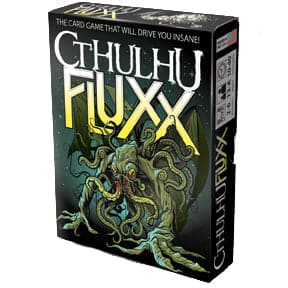 Looney Labs Cthulhu Fluxx Card Game - Legacy Toys