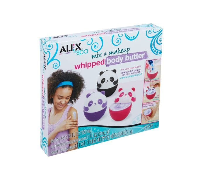 Mix & Makeup Whipped Body Butter