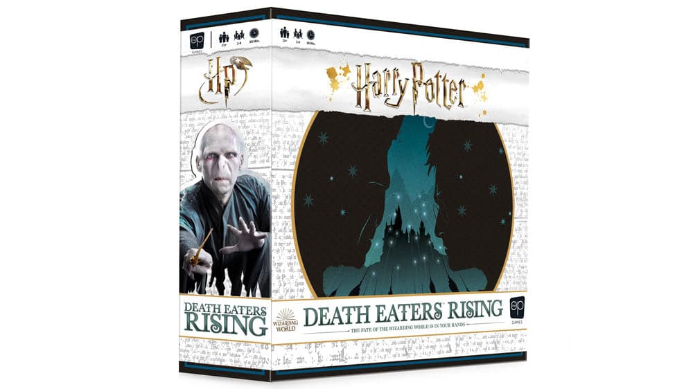 USAopoly Harry Potter: Death Eaters Rising - Legacy Toys