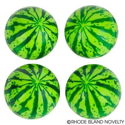 "1.75"" 43mm Watermelon Hi Bounce Ball"
