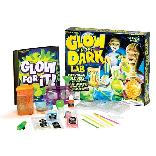 Smart Lab Glow in the Dark Lab - Legacy Toys