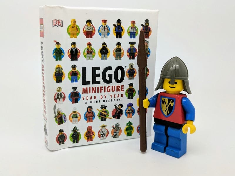 Lego Minifigure Year by Year Default